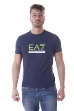 Emporio Armani EA7 T-Shirt Sweatshirt % Blues Man 3YPTM1PJ20Z-1554 PROMO