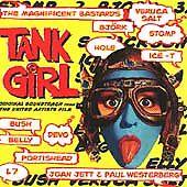 Original Soundtrack : Tank Girl Ost CD (1995)