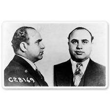 Al Capone Police Mugshot American Gangster - Vinyl Sticker Decal - SELECT SIZE