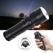 15000 Lumens Zoom  T6 LED Flashlight 18650 Streamlight Night Lamp Torch GA