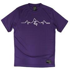 Adrenaline Addict - Pulse Climbing - Premium Dry Fit Breathable Sports T-SHIRT