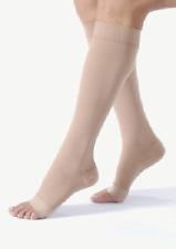 Jobst Relief Knee High Beige Unisex 20-30 mmHg Compression Open Toe