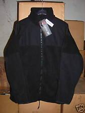 GENUINE US ARMY SF SPEAR POLARTEC 300 FLEECE BLACK BRAND NEW !! SMALL