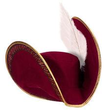 BOYS CAPTAIN HOOK HAT FOR KIDS PETER PAN  DISNEY STORE  NWT