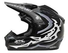 Kids, Childrens Wulfsport MX, Quad, Karting Helmet Flite X Silver