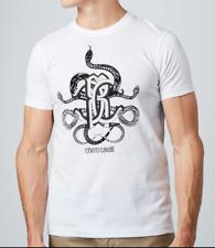 Roberto Cavalli T-shirt Brand New Collection 2018
