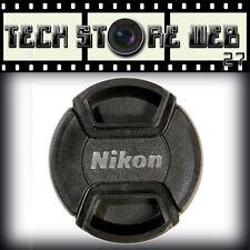 NIKON CAP LENS COVER LC-77 LC77 77mm COME TAPPO OBIETTIVO  ORIGINALE.