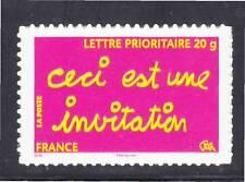 FRANCE AUTOADHESIF N°  204 ** MNH neuf sans charnière, Invitation, TB
