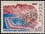 "MONACO PREO 24 ""STADE NAUTIQUE RAINIER III, 15 C, MILLESIME"" NEUFxxTTB"