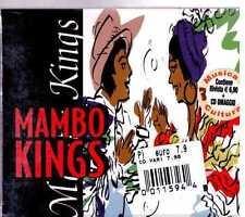 MAMBO KINGS + RIVISTA CD SEALED SIGILLATO
