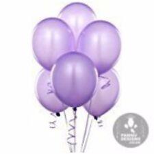 "10"" Light Purple Plain Latex Balloons Party Decorations Wedding Anniversary Bday"