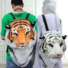 Kawaii clothing Cute Backpack Bag Mochila Tiger White Lion Head Animal ears cat