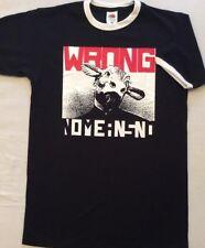 NOMEANSNO t-shirt and vest ringer mens womens all size XS-5XL punk hc fugazi