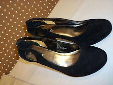XOXO New Womens Footwear 9 Waltz Black Sling Back Heels Shoes