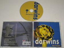 DARWINS/SHOOT THE HEART(SPV 085-89652) CD ALBUM