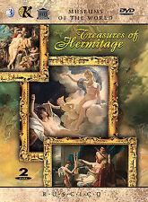 Treasures of Hermitage (DVD, 2003, 2-Disc Set)  Brand New