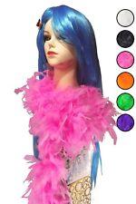 BULK Acquisti all/'ingrosso PIUMA BOA 150cm 50g Showgirl Costume Burlesque Gallina