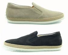 Tod's €298 mocassini uomo SCARPE shoes loafers herrenschuhe mokassin men's  mg1