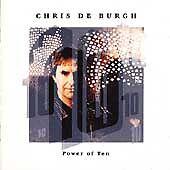 CHRIS DE BURGH - Power Of Ten (CD Original Album) 1992   A&M   12 Tracks
