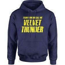 Velvet Thunder Brooklyn 99  Hoodie