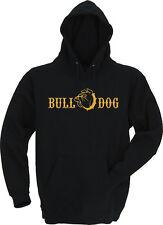 BULLDOG Bulldogge Pit Bull -  Kapu / Hoodie, Gr. S bis XXXL
