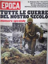 Epoca 1166/1167 1973 Le guerre del secolo.Prima e dopo la guerra in Vietnam
