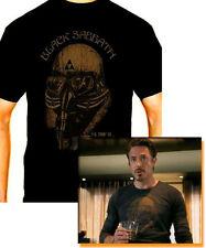 Camiseta hombre Black Sabath IRON MAN tour T shirt men hard rock heavy film