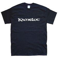 KAMELOT T-SHIRT sizes S M L XL XXL colours Black, White