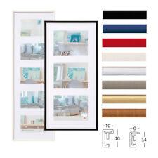 New Lifestyle Galerie Kunststoff für 3 oder 5 Bilder Foto Collage Bilderrahmen