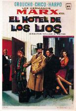 Marx Bros. Room service vintage movie poster print #4
