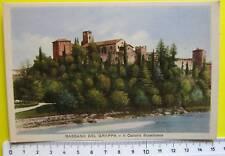 cartolina Veneto -Bassano del Grappa castello -Vi C403