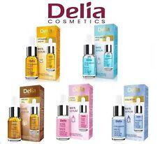 Delia 100% Face Serum Argan oil Collagen Stem Cells Hyaluronic acid Vitamins 10m