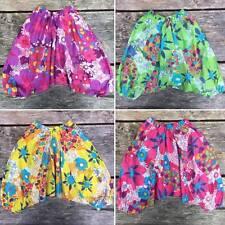 Bambini bimbi ragazzi ragazze pantaloni Harem Baggy Hippie Hippy Boho Pantaloni 1-7 anni