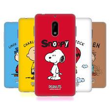 Oficial Peanuts caracteres Suave con Gel para teléfonos Nokia 1