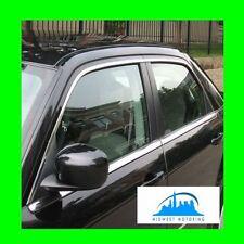 2005-2010 CHRYSLER 300 300C PRECUT CHROME UPPER WINDOW TRIM MOLDINGS W/5YR WRNTY