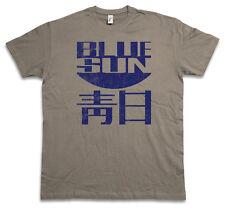 VINTAGE BLUE SUN LOGO FIREFLY T-SHIRT - Joss Whedon TV Class Serenity S - 2XL