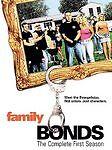 DVD Season - FAMILY BONDS The complete First Season (2 discs)