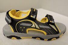 $40 NIB Boys Kamik Flounder Sandals Summer Shoes (Minions Yellow Black) 1 2 3