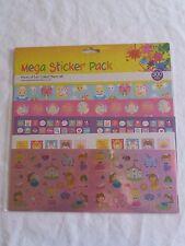 MEGA STICKER PACKS  (300 stickers)