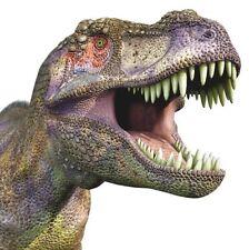 Dinosaur T Rex Roar Jurassic Park Style Self Adhesive Vinyl Sticker