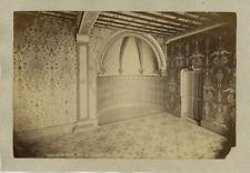 France, Blois, Chateau de Blois, Aile de François 1er- Prie-Dieu de Henri III Vi