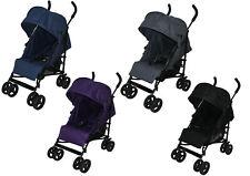 Arc Baby Stroller Pushchair Buggy Pram Lightweight Wide Seat-