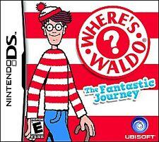 Where's Waldo The Fantastic Journey (Nintendo DS, 2009) 3DS 2DS Lite XL DSi Game