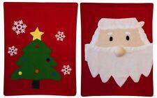 Sacco per regalo di Natale 60 CM x 46 cm con coulisse