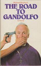 The Road to Gandolfo by Ludlum, Robert Hardback Book The Cheap Fast Free Post