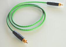 Sommercable SLIMLINE / Digitalkabel 75 Ohm / Cinch / Neutrik / OFC-Massivleiter