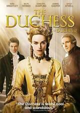 The Duchess (DVD, 2008, Canadian)