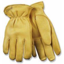 Kinco Mens LINED DEERSKIN Leather Driver Work Gloves 90HK Cold Winter