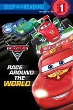 Race Around the World (Disney/Pixar Cars 2) (Step into Reading) by RH Disney, Go