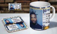 ODB Ol Dirty Bastard 36 Chambers Tea / Coffee Mug Coaster Gift Set